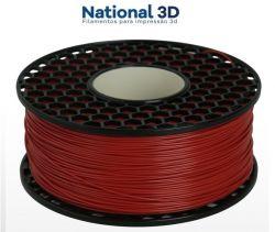 Filamento PLA MAX | VERMELHO | 1,75mm | 1kg