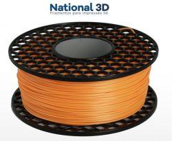 Filamento PLA MAX | LARANJA | 1,75mm | 1kg