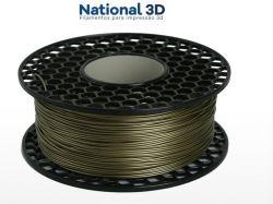 Filamento PLA MAX | DOURADO | 1,75mm | 1kg