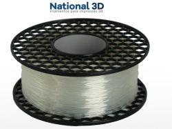 Filamento TPU FLEX SHORE 95A | NATURAL | 1,75mm | 1kg
