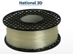 Filamento PLA MAX   NATURAL (TRANSPARENTE)   1,75mm   1kg