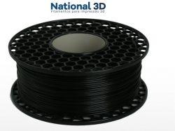 Filamento PETG | PRETO | 1,75mm | 1kg